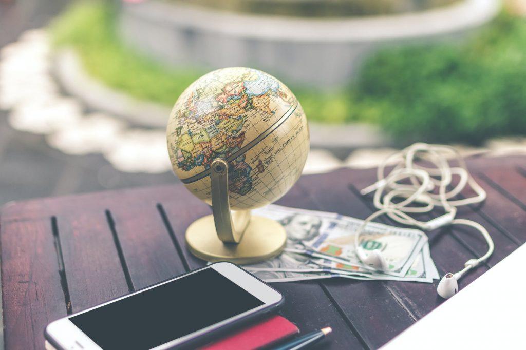 Viagem pelo mundo