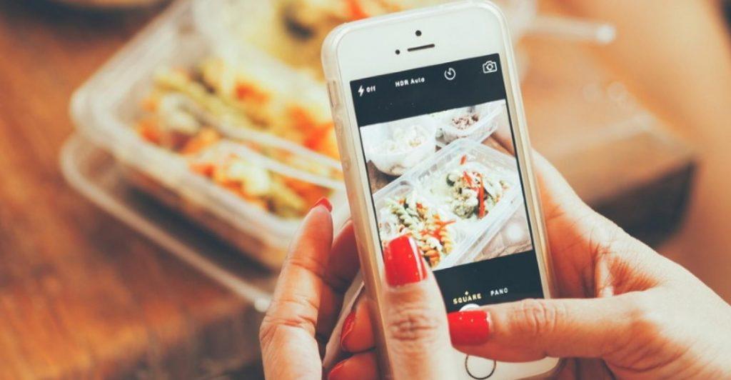 restaurante empreendedor no celular
